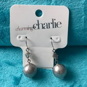 Charming Charling silver earrings